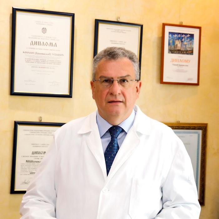 doc dr sci. med. Milan Ubavić